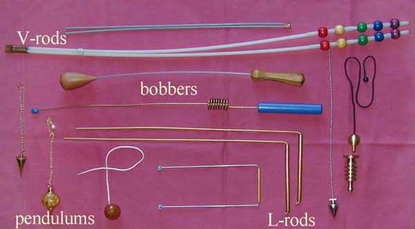 Image result for dowsing tools